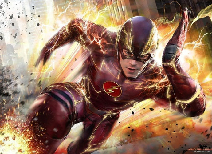 Wally West To Appear In Next Week's 'The Flash'