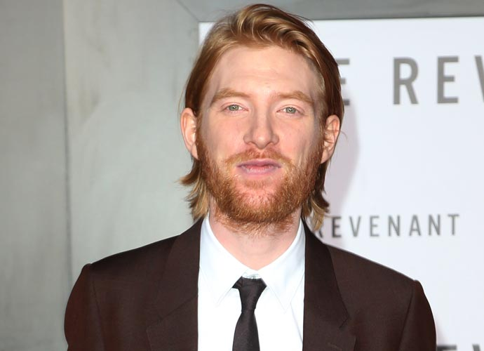 Domhnall Gleeson Was Not Invited To The Golden Globes