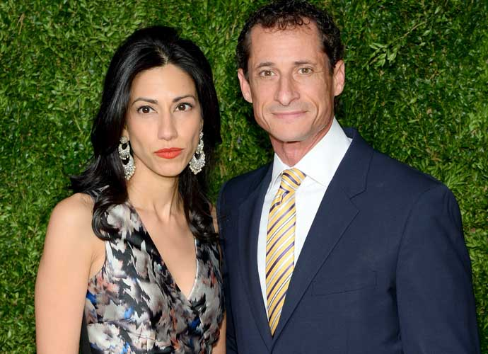 Huma Abedin Announces Separation From Anthony Weiner Amid New Sexting Scandal