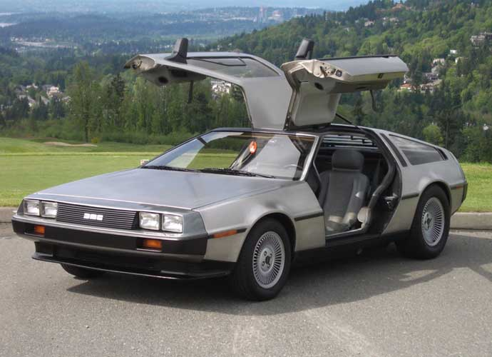 DeLorean DMC-12, Made Famous By 'Back To The Future,' Goes Back Into Production
