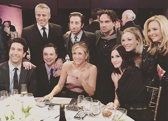 Five Of Six 'Friends' Castmates Reunite For NBC Special