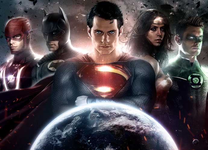 'Justice League' Concept Art Revealed