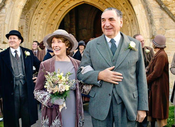 'Downton Abbey' Season 6, Episode 3 Recap: Hughes And Carson Wed; Branson Returns