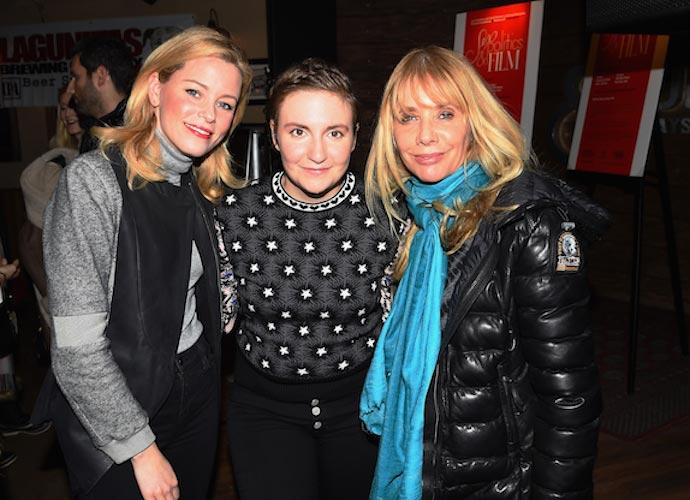 Elizabeth Banks, Lena Dunham & Rosanna Arquette Attend Sex, Politics & Film Cocktail Reception At Sundance