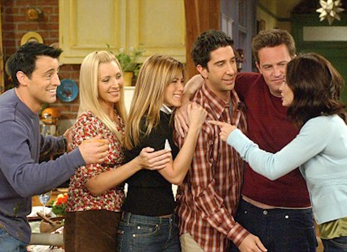'Friends' Stars To Reunite For February Special