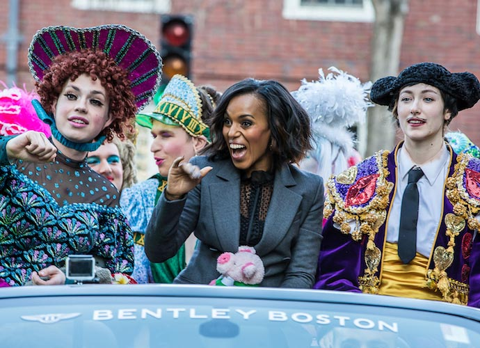 Kerry Washington Celebrated Her Hasty Pudding Induction At Harvard