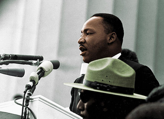 Celebrities Honor Martin Luther King Jr. On The 50th Anniversary Of His Assassination