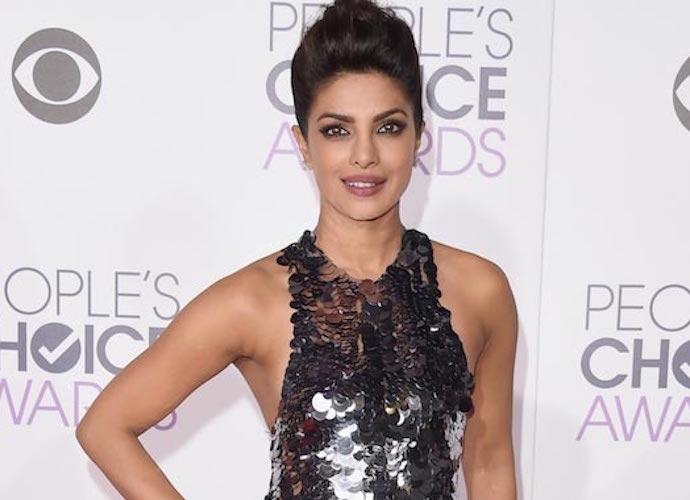 Priyanka Chopra Wins People's Choice Award For 'Quantico' Role