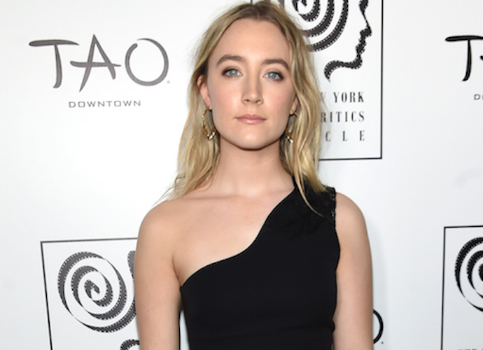 Saoirse Ronan Gifted Sign By Ellen DeGeneres To Help People Pronounce Her Name