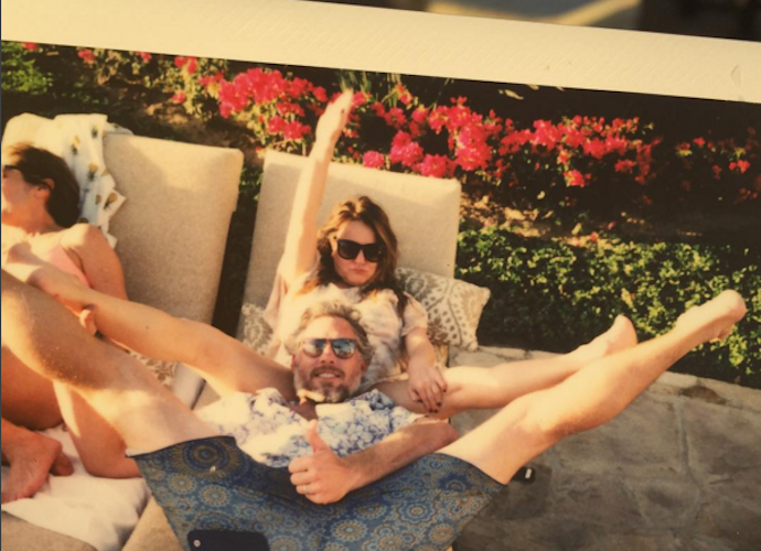 Tina Simpson, Jessica Simpson's Mother, Posts Racy Photo With Son-In-Law Eric Johnson