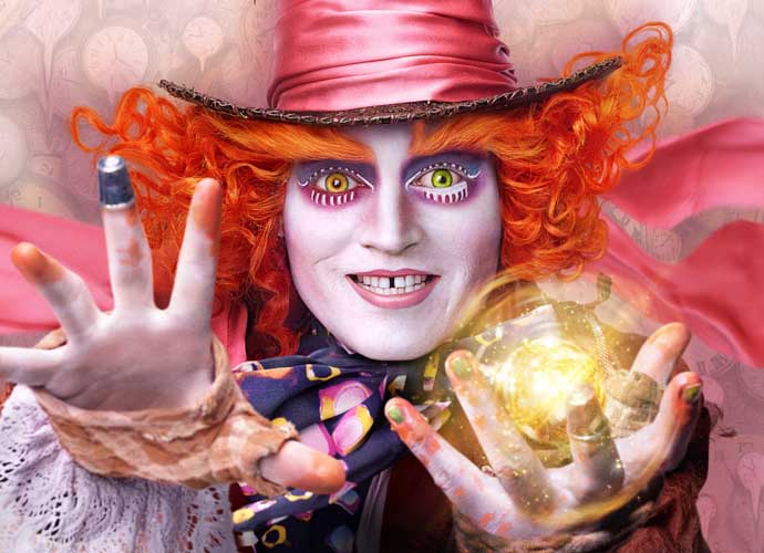 Disney Releases New Trailer For 'Alice Through The Looking Glass'