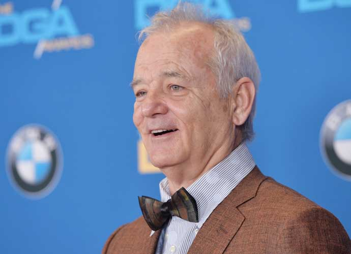 Bill Murray Receives Presitigous Mark Twain Award In Comedy