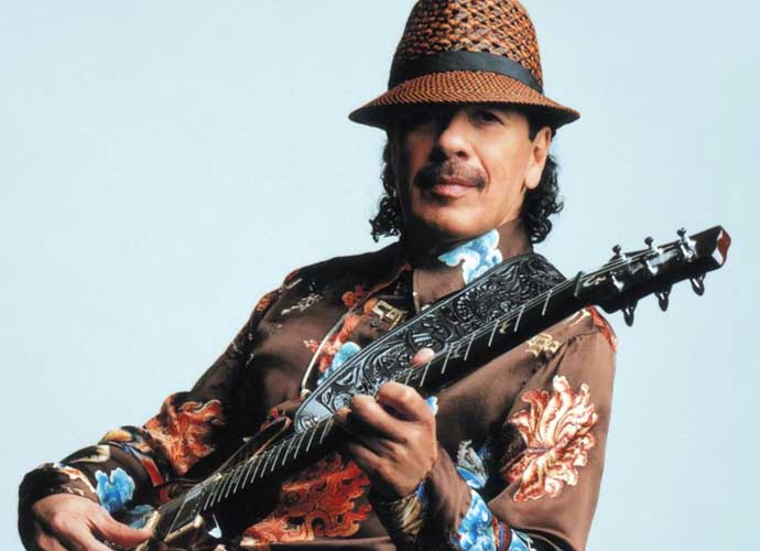 Carlos Santana Says There Should Have Been 'Live, Local Music' At The Super Bowl Halftime Show