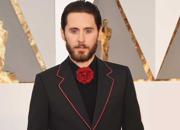 Jared Leto To Star As Hugh Hefner In Upcoming Biopic
