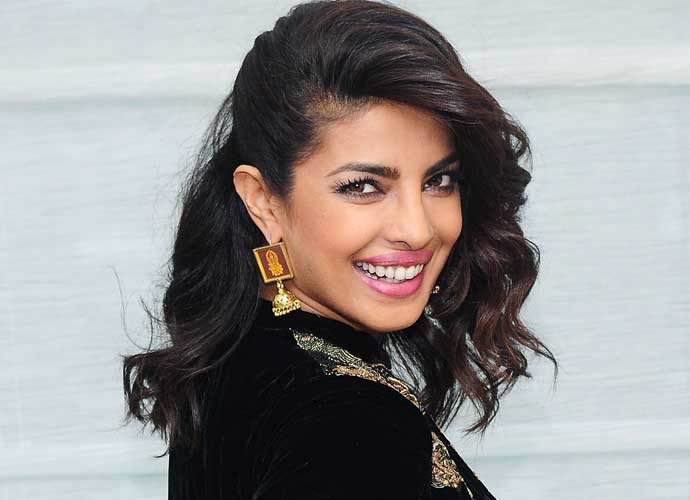 Priyanka Chopra Offers Her Name To Play Batgirl