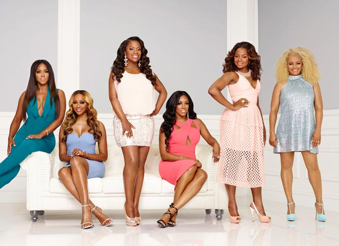 'Real Housewives Of Atlanta' Reunion Recap: Kenya Moore Fights With Phaedra Parks & Kim Fields