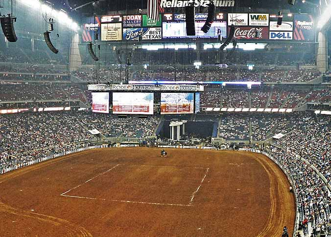 Houston Mayor Sylvester Turner Kicks Off The Houston Livestock Show and Rodeo