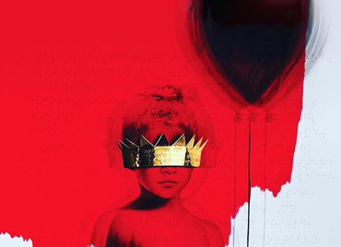 Rihanna's 'ANTI': A Long-Awaited Album Is Most-Creative Yet