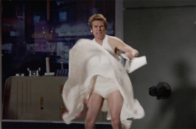 Super Bowl 50 Ads: Snickers Commercial Stars Willem Dafoe As Marilyn Monroe