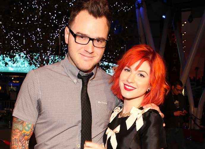Paramore's Hayley Williams And New Found Glory's Chad Gilbert Wed In Nashville