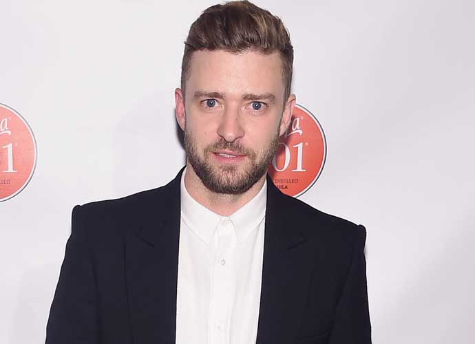 Justin Timberlake Takes A Law-Breaking Selfie To Promote Voting