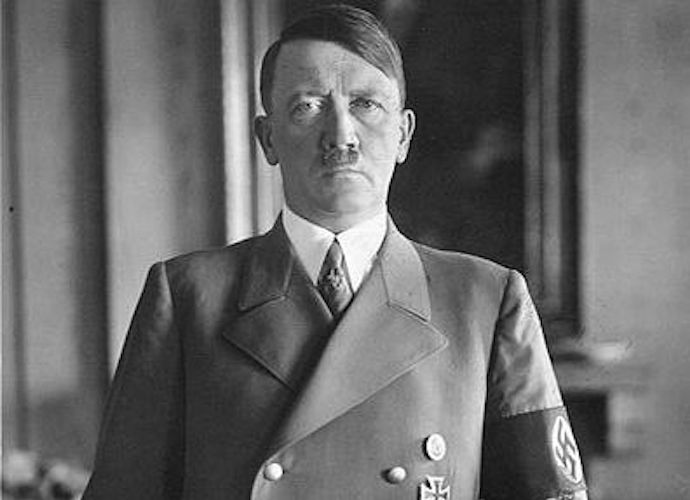 an analysis of the similarities between adolph hitler and jesus christ