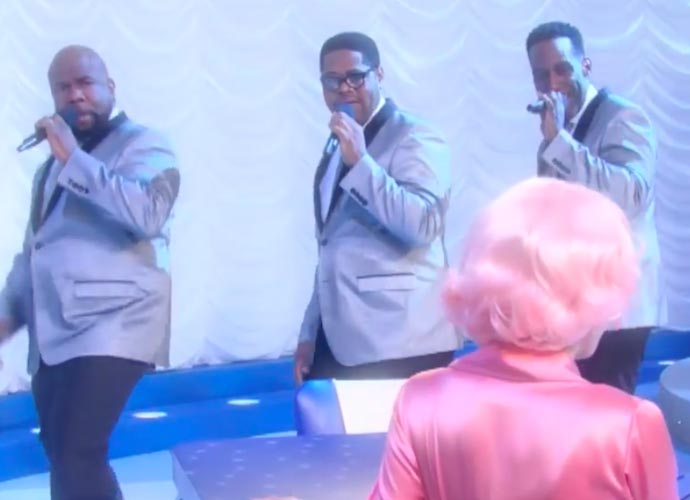 Boyz II Men Were Teen Angels In 'Grease: Live!'