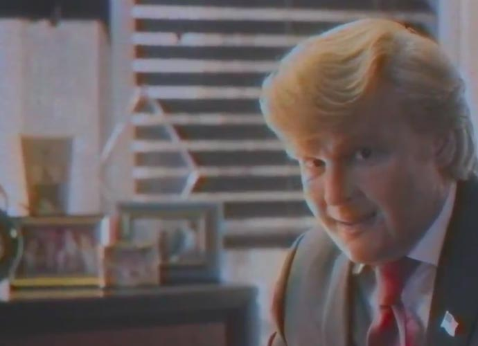 Johnny Depp Plays Donald Trump In Funny Or Die Video