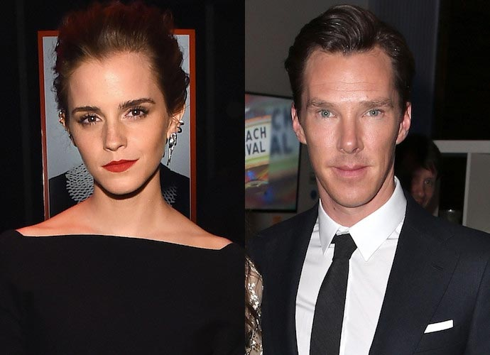 Benedict Cumberbatch And Emma Watson Named Oxford Fellows
