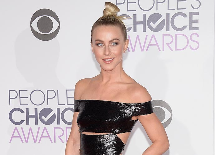 Julianna Hough Won't Return As Judge On 'Dancing With The Stars'