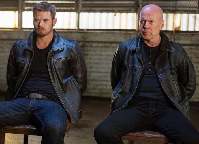 Kellan Lutz On 'Extraction,' Working With Bruce Willis [VIDEO EXCLUSIVE]