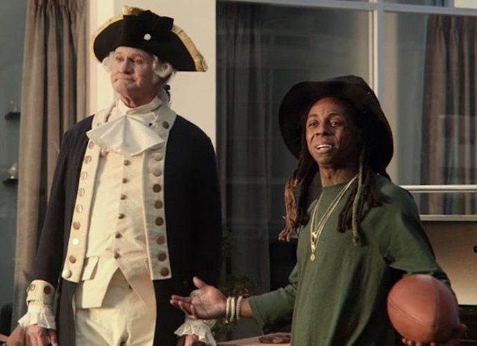 Is Apartments.com Super Bowl 50 Ad With Lil Wayne Cooking For George Washington Racist?