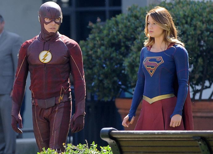'Supergirl' Season 1, Episode 18: The Flash Joins Supergirl In Crossover