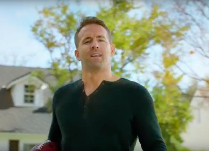 Ryan Reynolds Stars In 'Deadpool' And Hyundai Super Bowls Ads