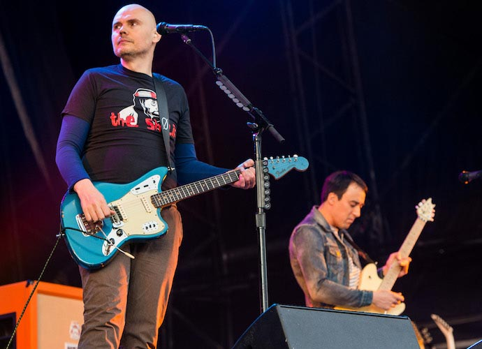 Smashing Pumpkins Announce 'In Plainsong' Tour [Ticket Information]