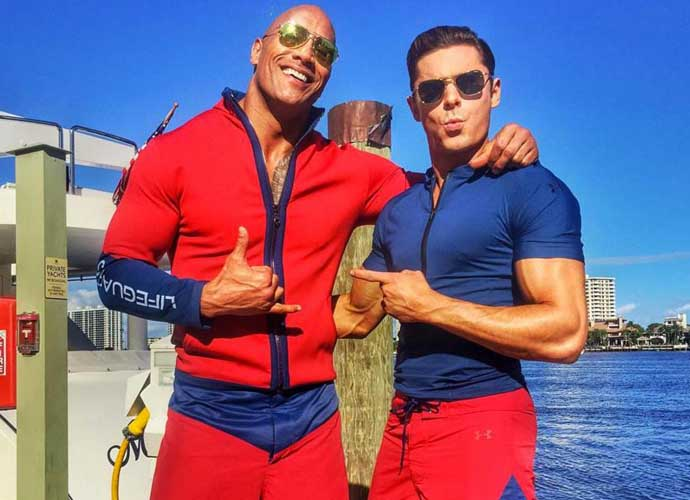 "2018 Razzie Awards: Dwayne ""The Rock"" Johnson Accepts Award For 'Baywatch' [FULL 'WINNERS' LIST]"