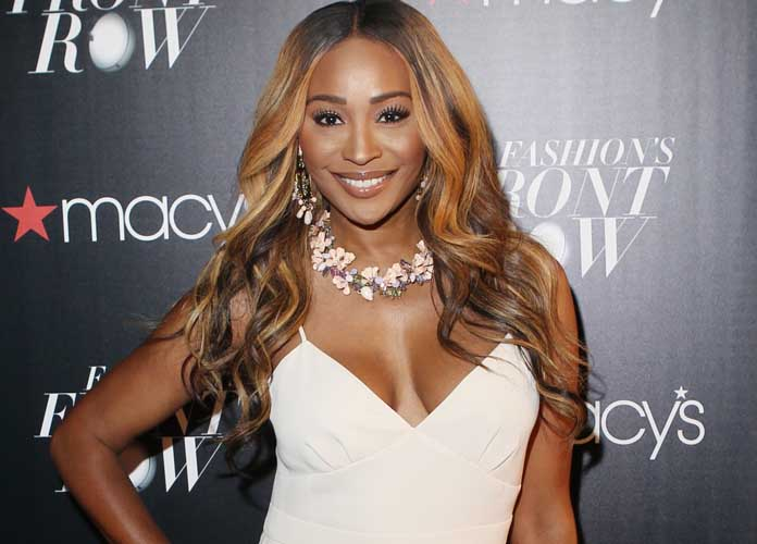 Cynthia Bailey Addresses Rumors Of Separation With Husband Peter Thomas