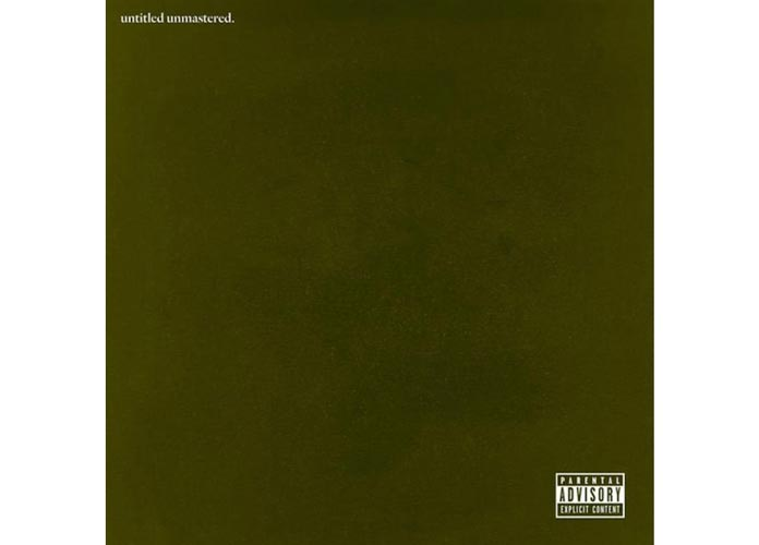 'untitled unmastered.' by Kendrick Lamar Album Review: A Rapper's Creative Process