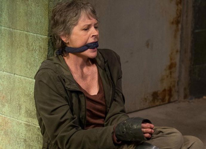 The Walking Dead's Melissa McBride Discusses Season Finale Script: 'It Was So Very Dark'