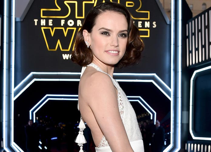 Daisy Ridley Gets A Birthday Shoutout From Mark Hamill