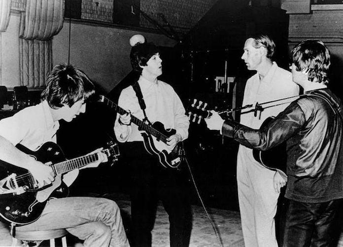 Sir George Martin, Producer Behind Beatles' Success, Dies At 90