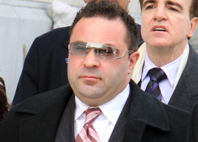 Joe Giudice Can't Appear At Deportation Hearings, Teresa Giudice Is Reportedly A No Show
