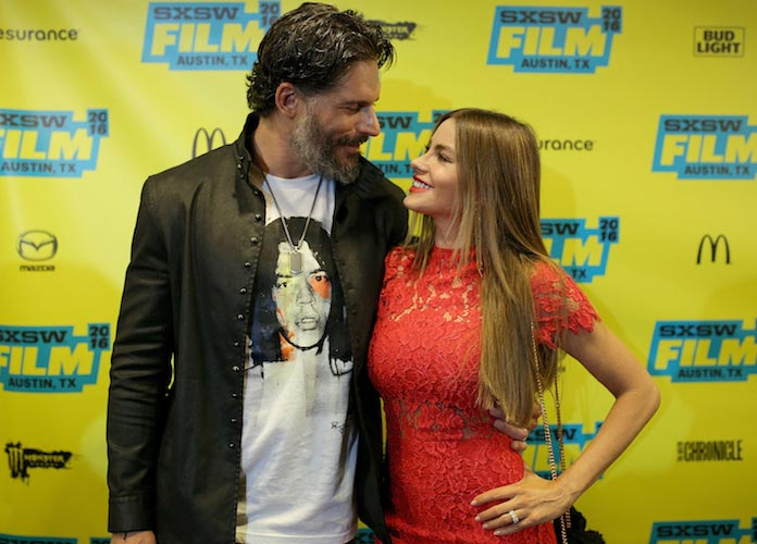 Joe Manganiello And Sofia Vergara Look Loved Up At The 'Pee-Wee's Big Holiday' Premiere