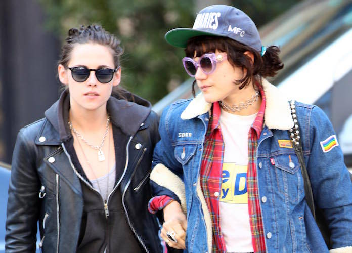 Kristen Stewarts New Girlfriend Soko Went On Blind Date With Ex Robert Pattinson - Uinterview-7498