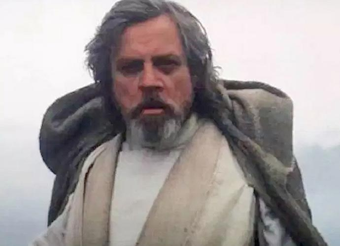 Mark Hamill Posts First-Ever Photo Dressed As Luke Skywalker