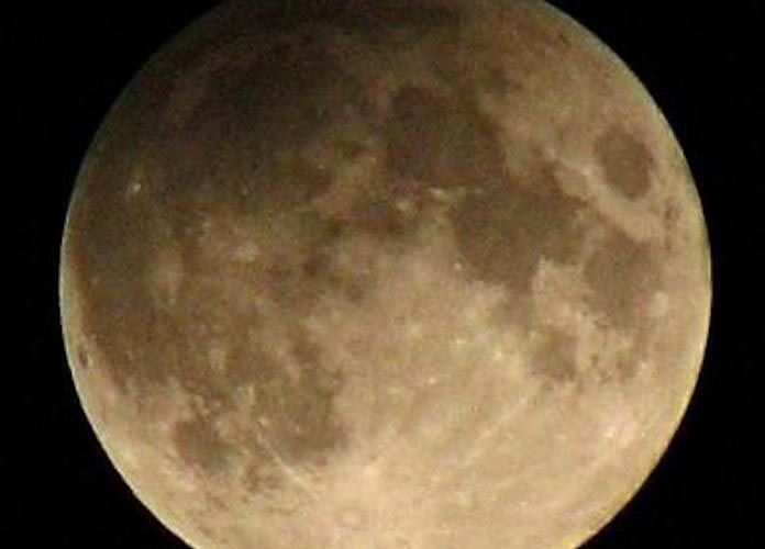 A Penumbral Lunar Eclipse Will Be Visible To North America Wednesday