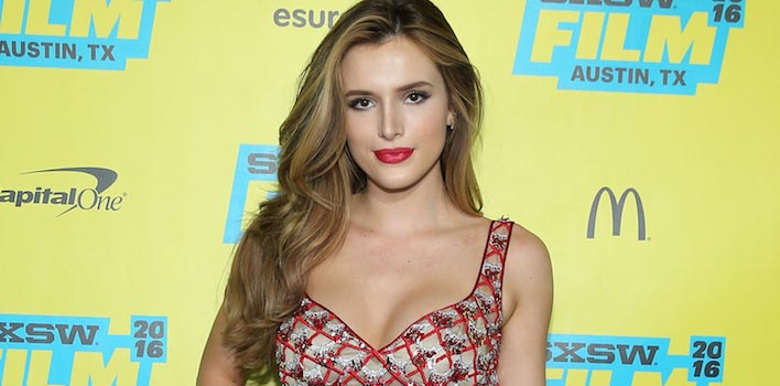 Bella Thorne Celebrates Bi Visibility Day On Instagram