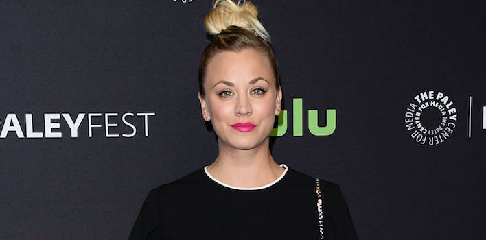 Kaley Cuoco Covers Up Ryan Sweeting Marriage Tattoo