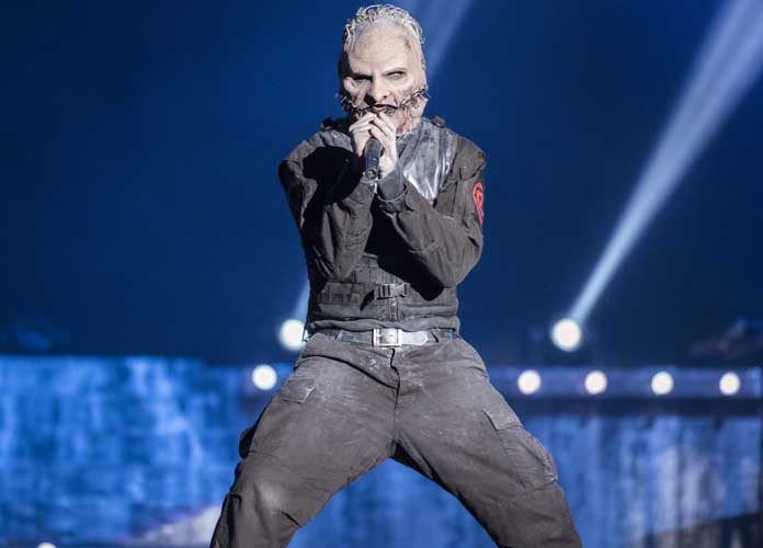 Corey Taylor, Lead Singer Of Slipknot, Was Not Forced To Perform Without Mask