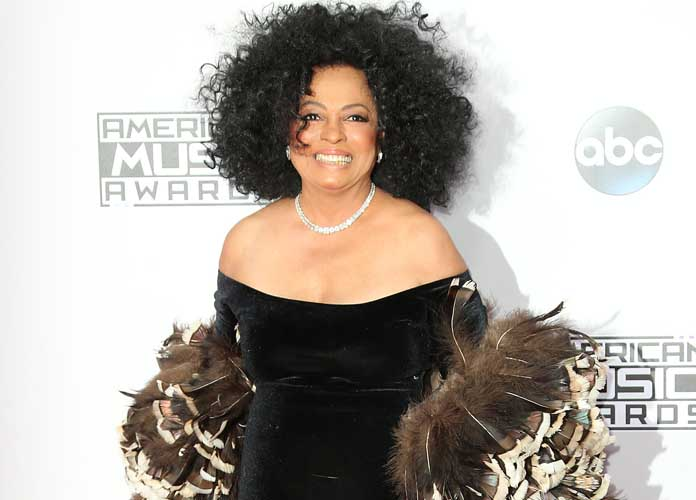 Diana Ross Injured In Limo Crash, Goes On With Show